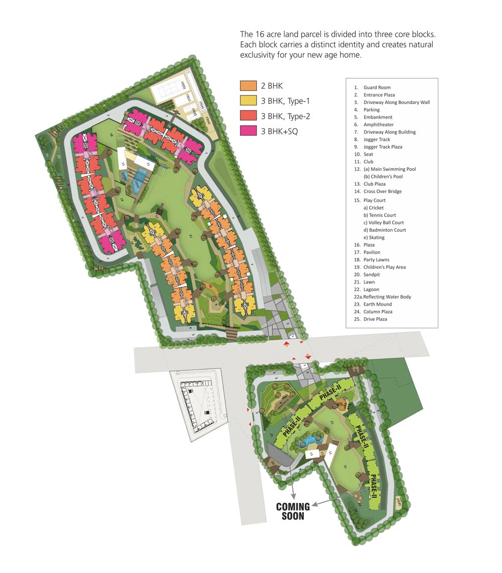 winter-hills-gurgaon-site-layout
