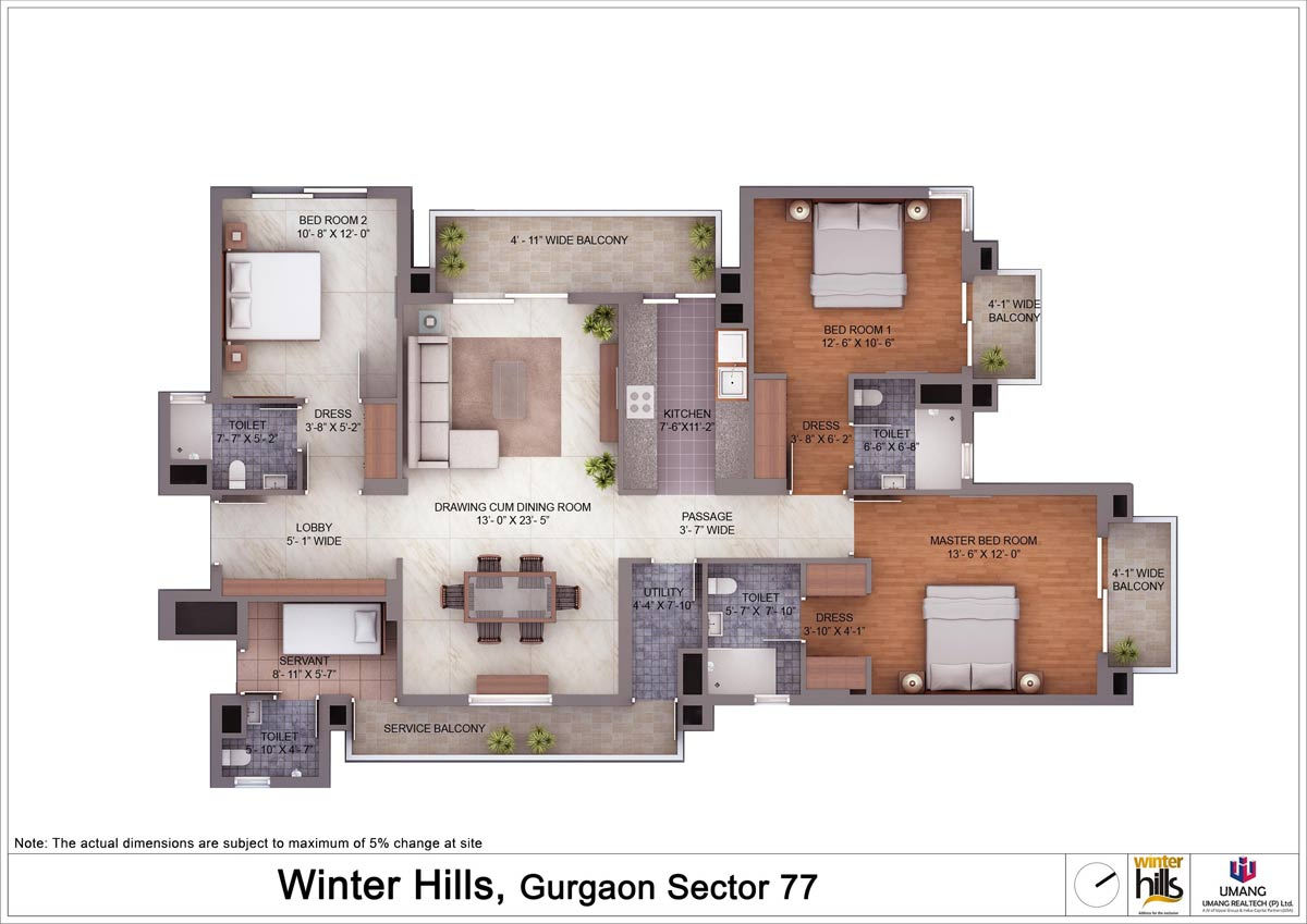 winter-hills-gurgaon-3bhk-3t